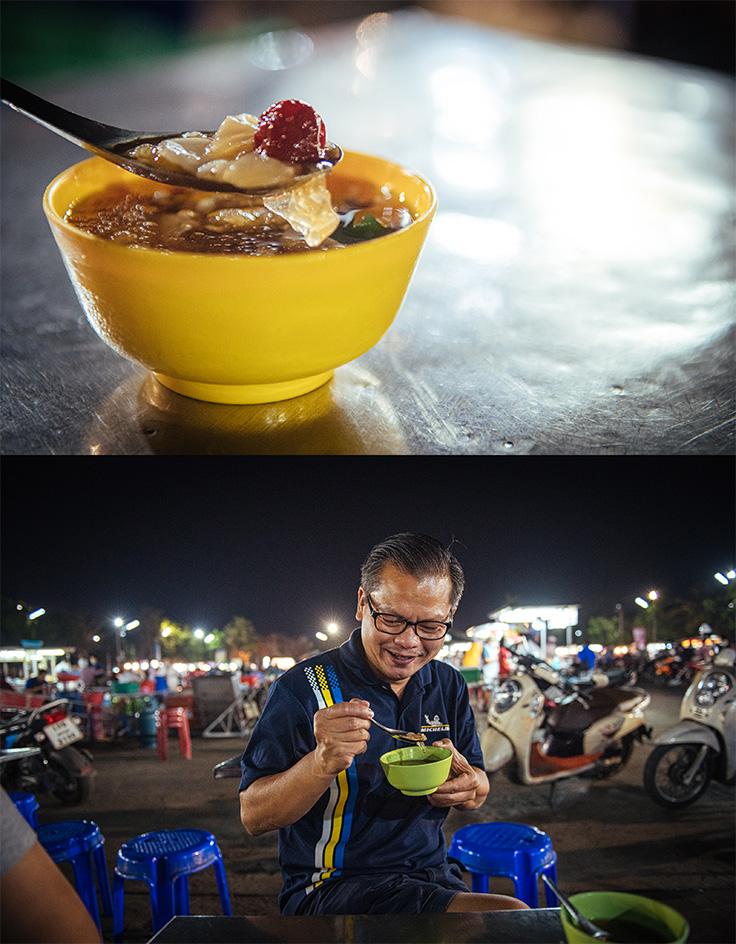 Care for a dessert? (© Anuwat Senivansa Na Ayudhya / MICHELIN Guide Thailand)