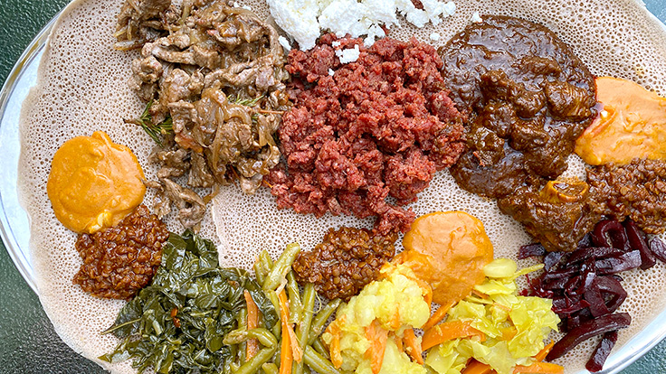 Tsehay. Photo by Michelin North America
