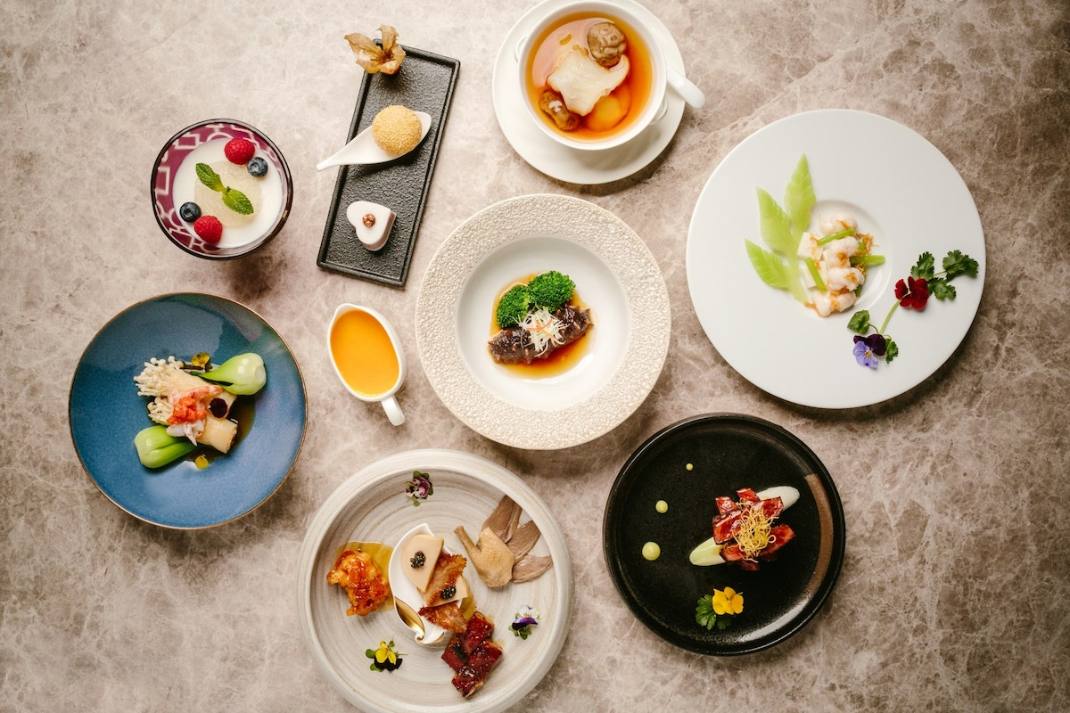 """Ying Jee Club has just launched its first-ever """"MICHELIN Degustation Menu"""" (Photo: Courtesy of Ying Jee Club)"""