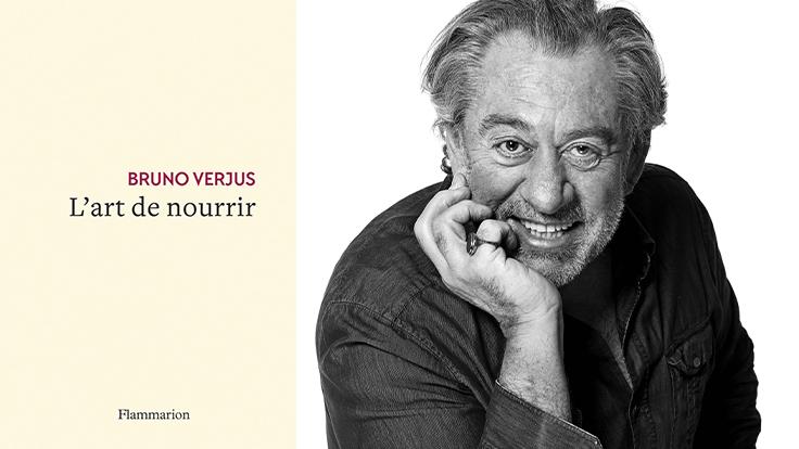 Bruno Verjus nous enseigne l'art de nourrir ©Stéphane de Bourgies