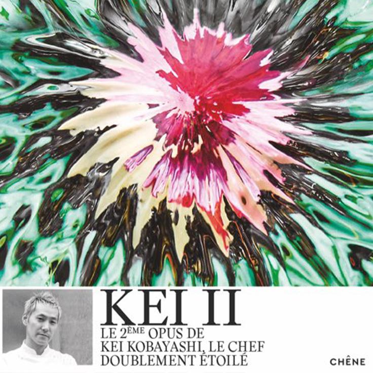 La cuisine de Kei Kobayashi par Richard Haughton