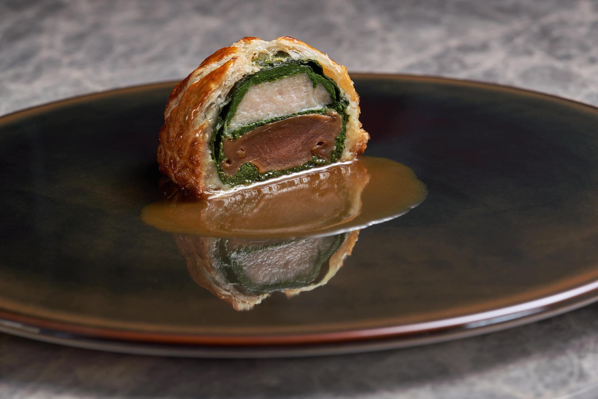 VEA's abalone pithivier (Photo: Courtesy of VEA)