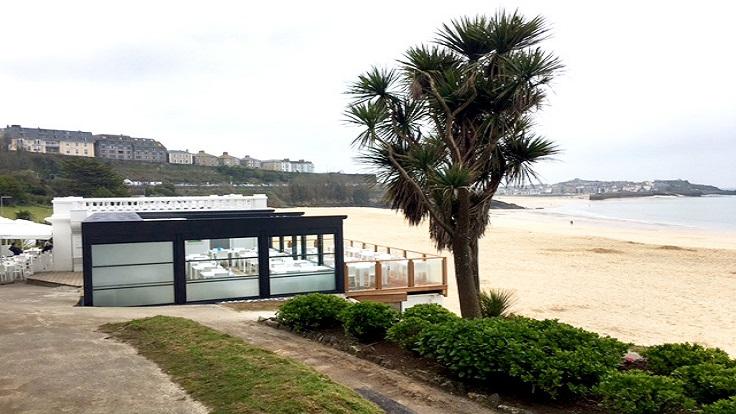 Porthminster Beach Café, St Ives