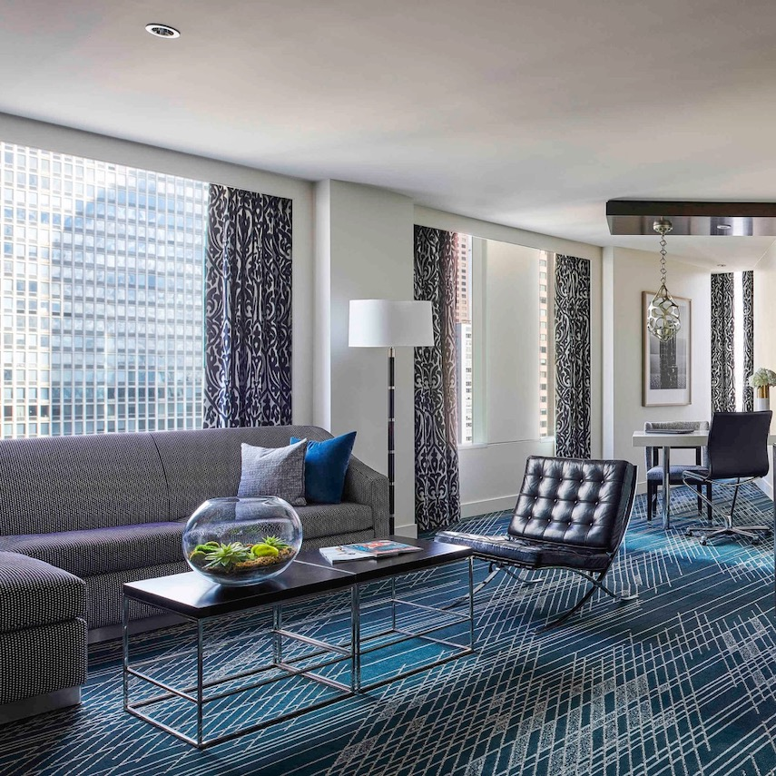 Sofitel Magnificent Mile. Photo courtesy Tablet Hotels