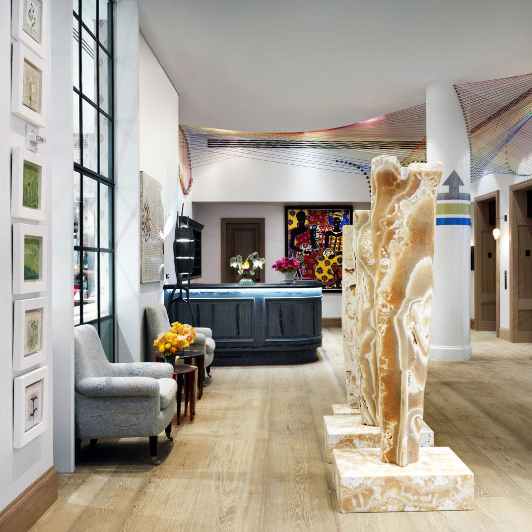 Whitby Hotel. Photo courtesy Tablet Hotels