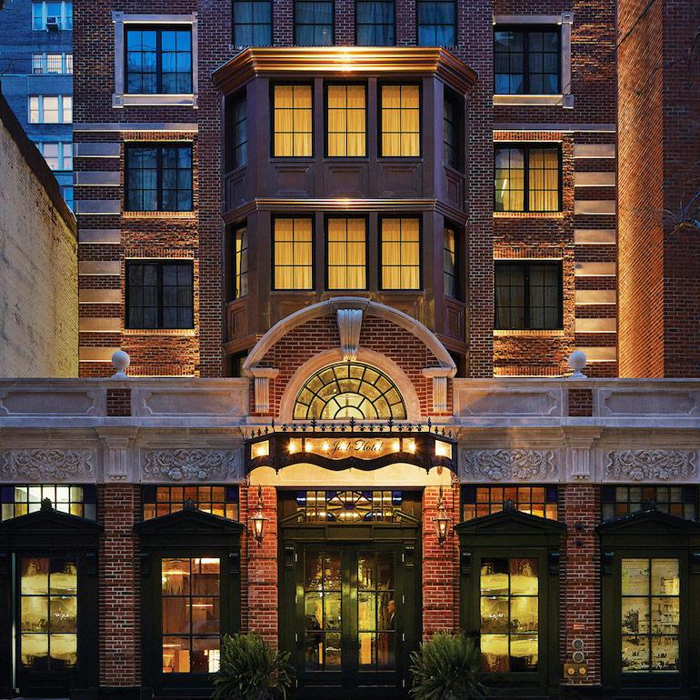 Walker Hotel Greenwich Village. Photo courtesy Table Hotels