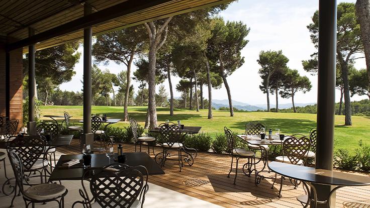 Terrasse du San Felice, Le Castellet © Le Castellet