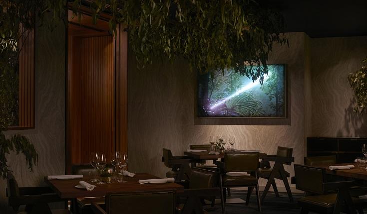 Mirazur Singapore dining room (Image: Mandala Club)