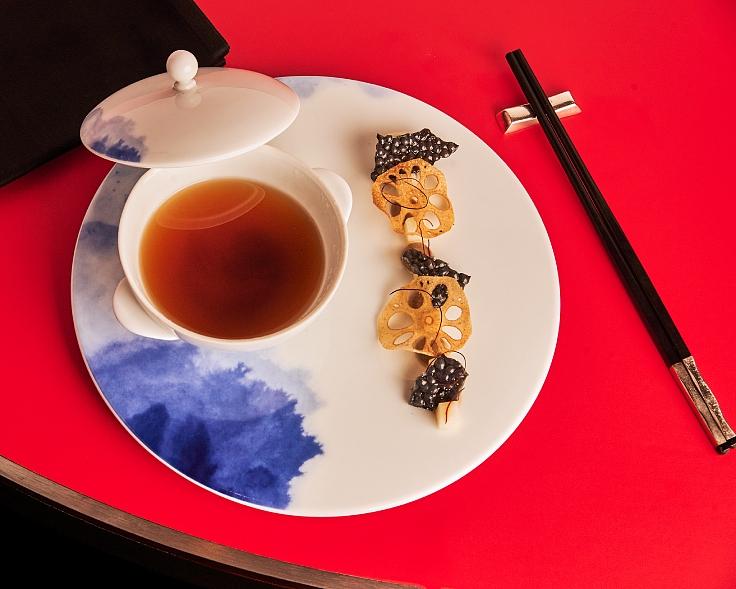 เปิดประสบการณ์อาหารจากพืชที่ห้องอาหารเหม่ยเจียง (© Mei Jiang)