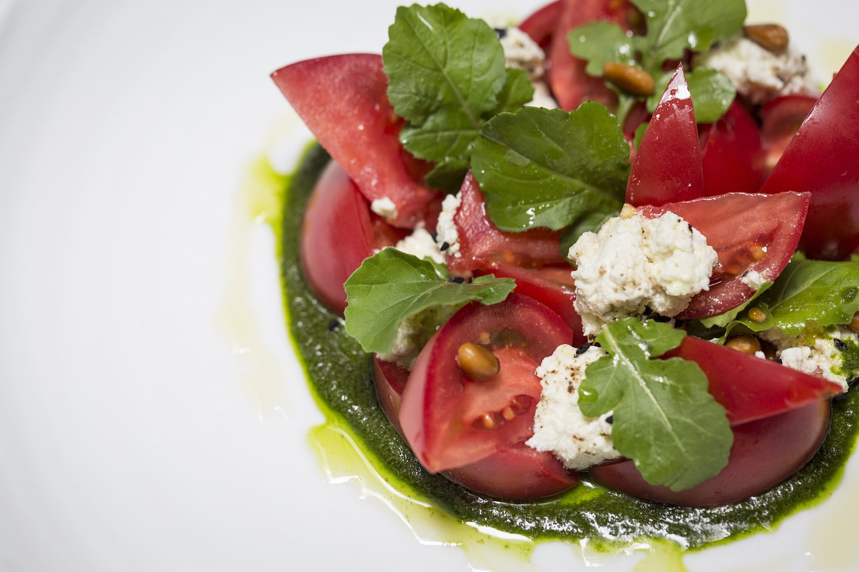 Arcane's Japanese tomato (Photo: Courtesy of Arcane)