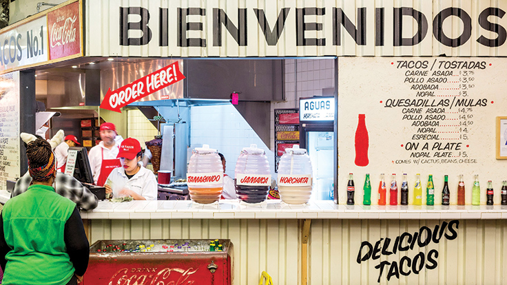 Chelsea Market. Photo © Ludovic Maisant/hemis.fr
