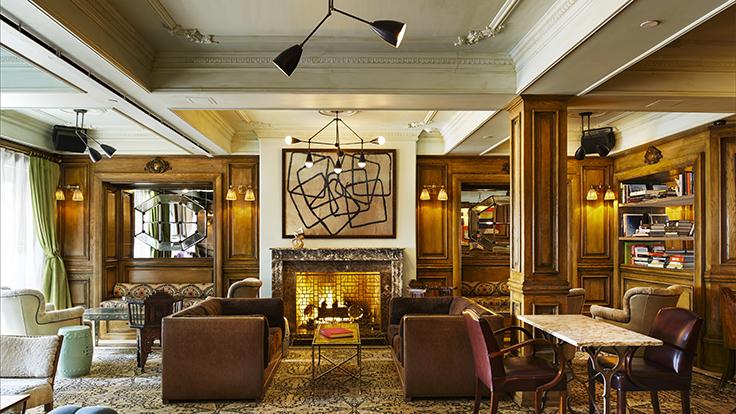 The Marlton Hotel. Photo by Annie Schlechter