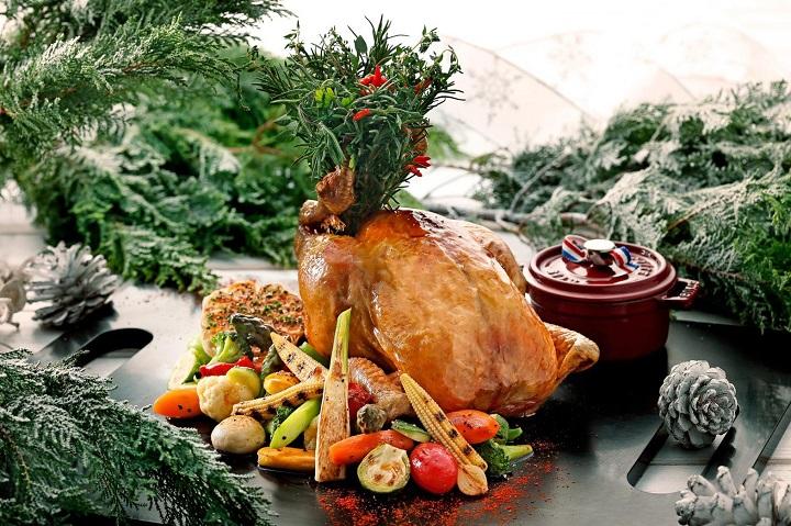 米其林一星餐廳侯布雄的布列斯基香式料烤雞,現在也提供外帶。(圖片:侯布雄提供)