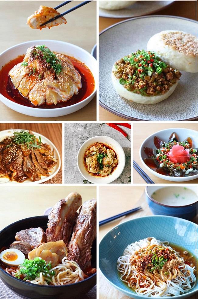 台中米其林餐盤推薦餐廳麵廊在疫情期間提供店內餐點外帶。(圖片取自麵廊臉書)