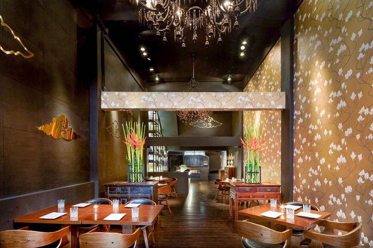 สวรรค์ ร้านอาหารไทยรางวัลหนึ่งดาวมิชลิน (© Saawaan)