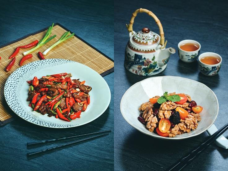 อาหารจีนพร้อมห่อกลับบ้าน (© China Kitchen)