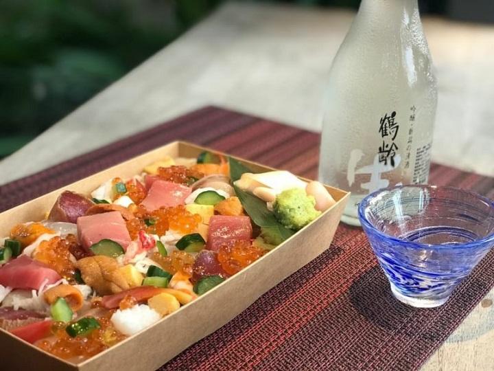 台中餐盤推薦餐廳潔(Isagi)推出外帶便當。(圖片取自潔臉書)