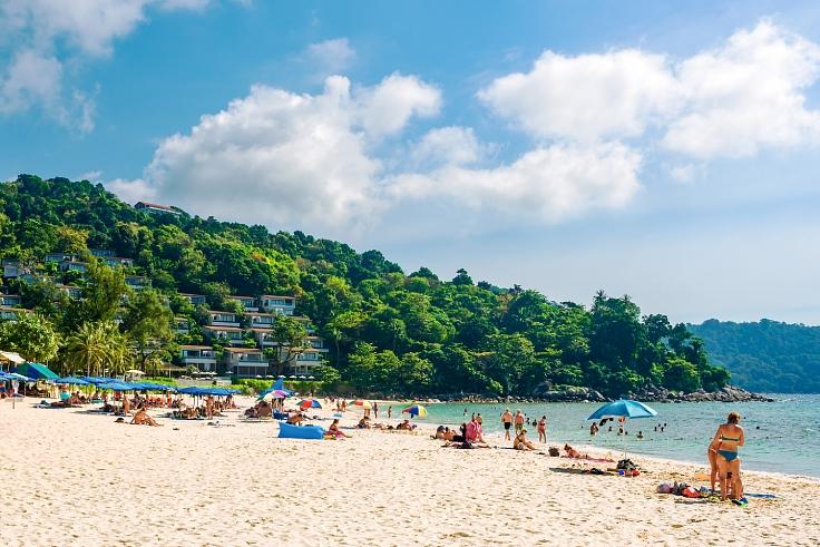Kata Noi beach. (© Shutterstock)