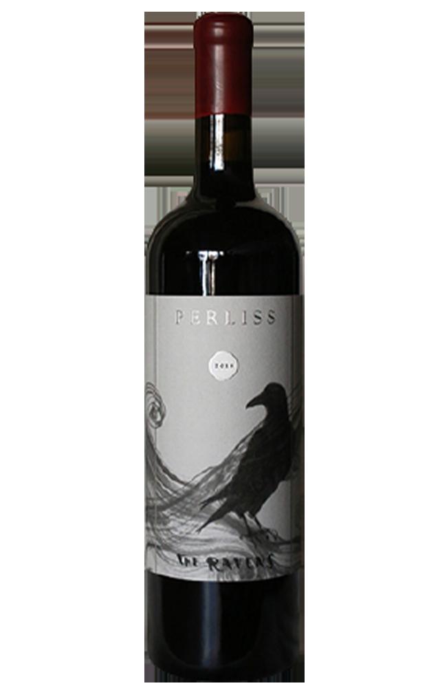 2018 Perliss Cabernet Sauvignon The Ravens. Photo courtesy Wine Access