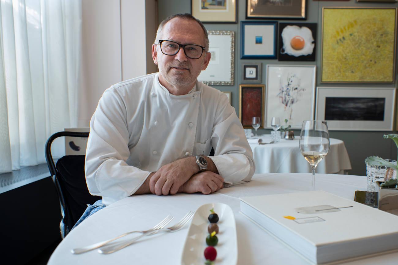 Chef Janez Bratovž / Aaron Chervenak