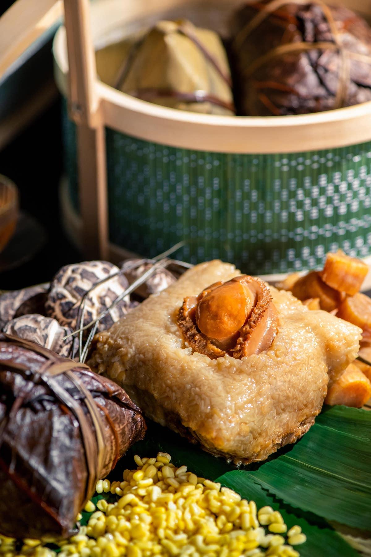 the-legacy-house-michelin-plate-Abalone Rice Dumpling.jpg