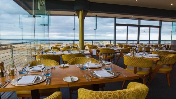 Seafood Ristorante, St Andrews