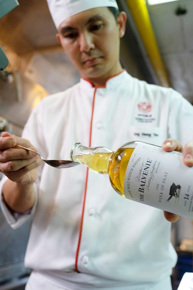 Shisen Hanten chef Balvenie Week of Peat.jpg