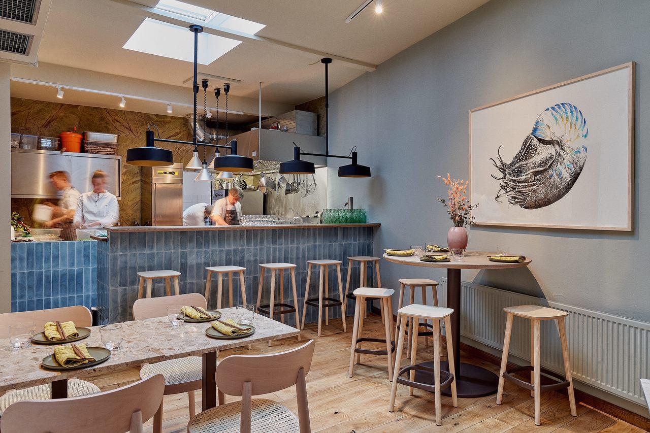 XO Seafoodbar © Wim Jansen