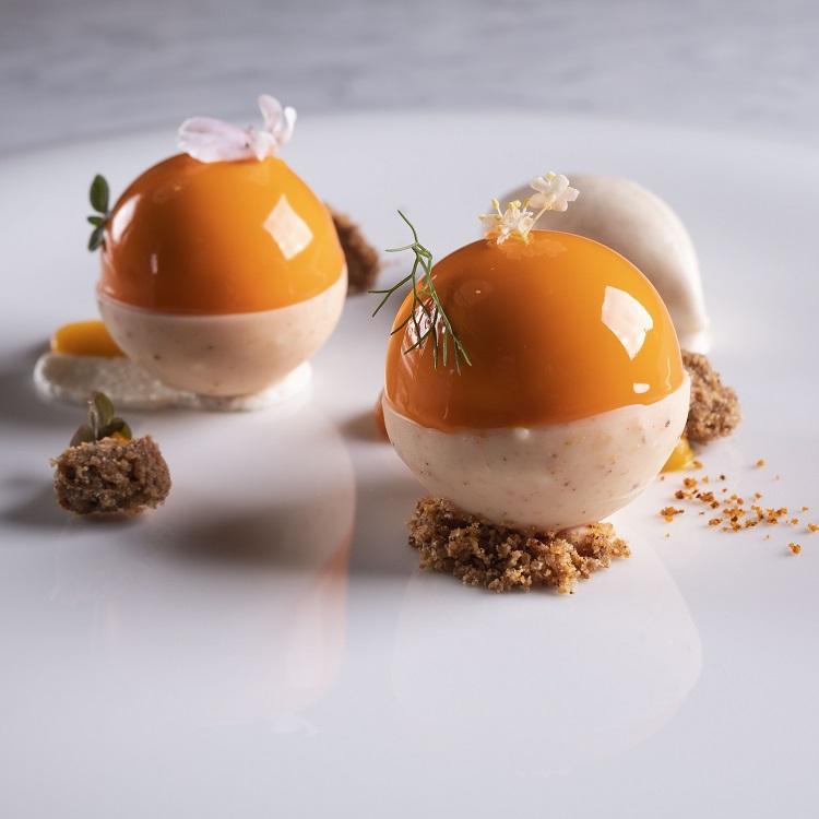 Dessert ©lido Vannucchi Orto by Jorg Giubbani