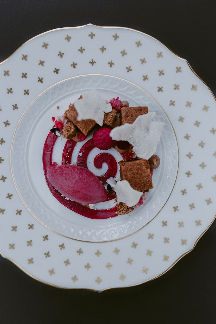Cioccolato e lamponi©Carlo al Naviglio