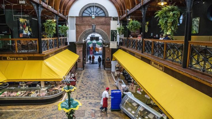Farmgate Café, The English Market, Cork