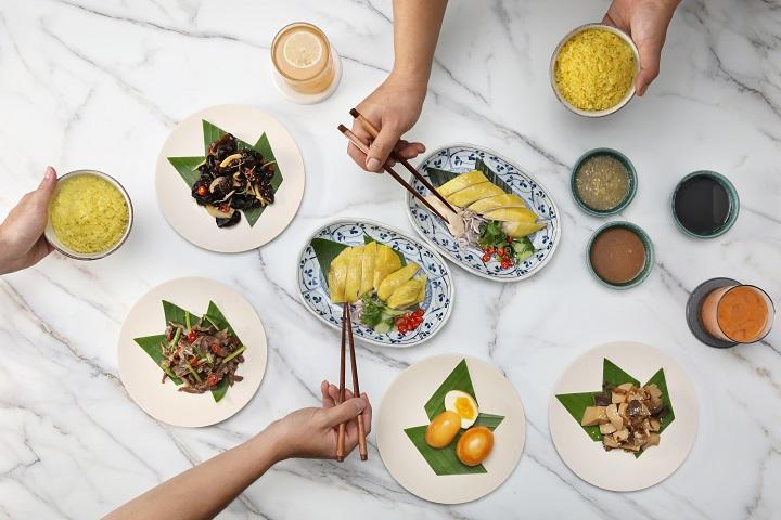 「雞王」是大廚 Richie 推出的最新雲端品牌,主打海南雞飯。(圖片:湘樂餐飲 MMHG 提供)
