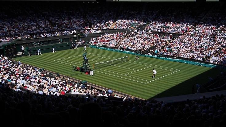 Wimbledon  Photo by Shep McAllister on Unsplash
