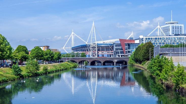 Cardiff Principality Stadium Grooveland Designs on Unsplash