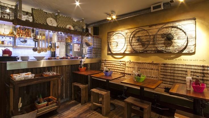 Hanoi Bike Shop - Glasgow