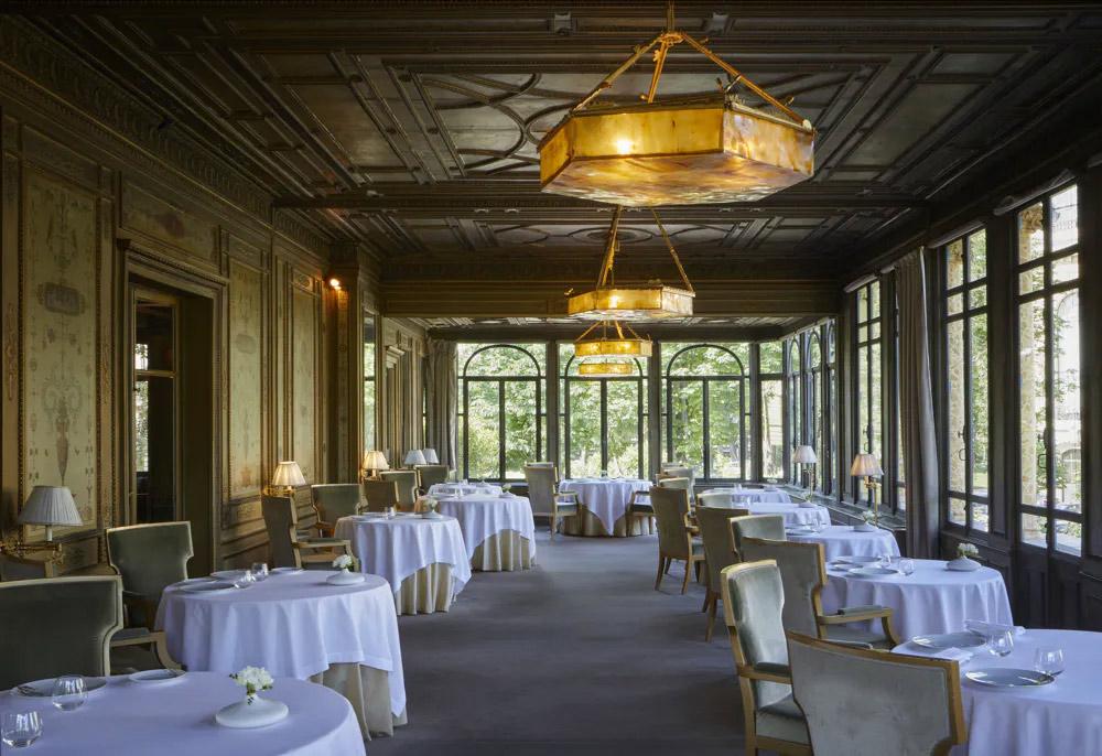 @SEBASTIEN VERONESE/Alléno Paris au Pavillon Ledoyen
