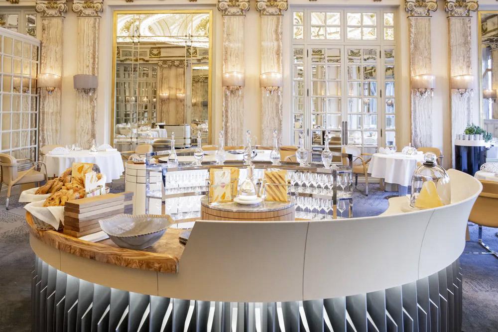 ©Pierre Monetta/Le Louis XV - Alain Ducasse à l'Hôtel de Paris