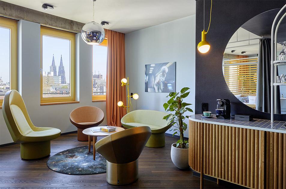 © 25hours Hotel The Circle / Steve Herud