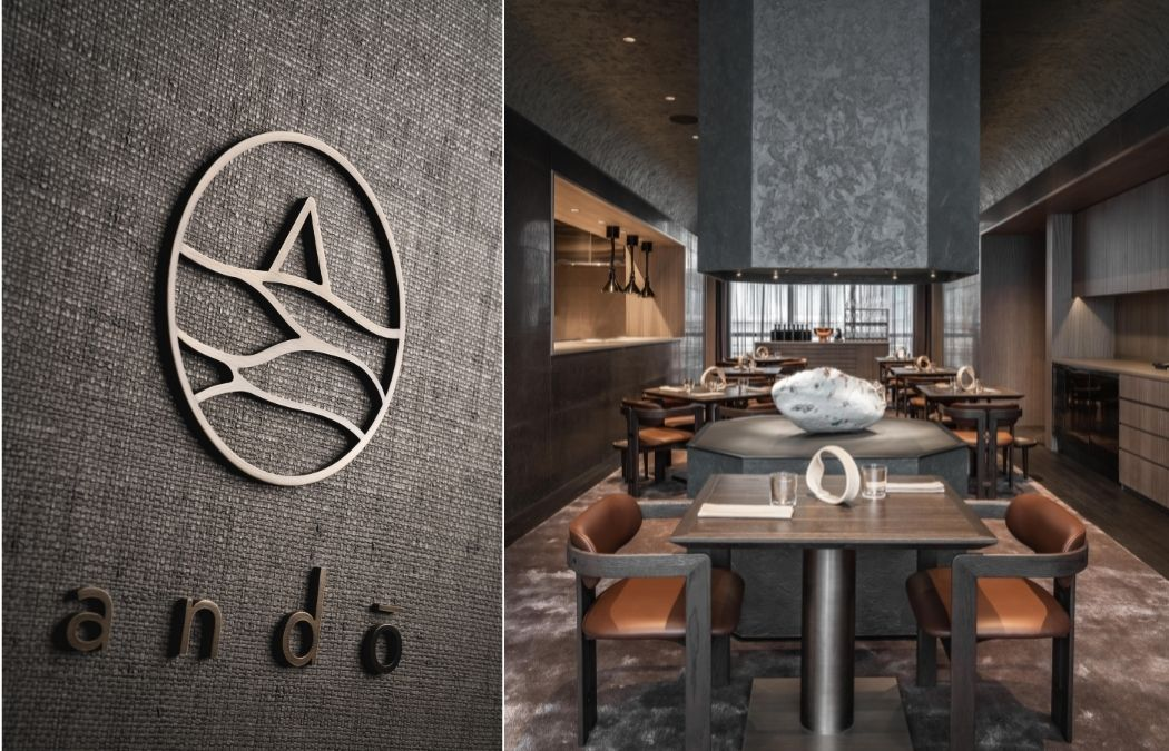 One-MICHELIN-starred Ando turns one