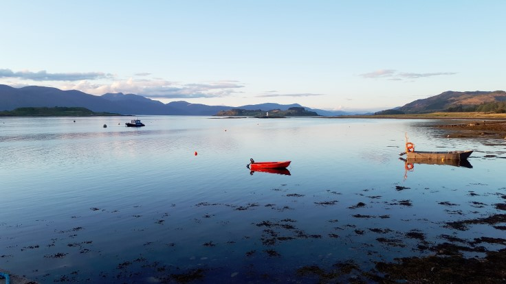 The Pierhouse, Port Appin