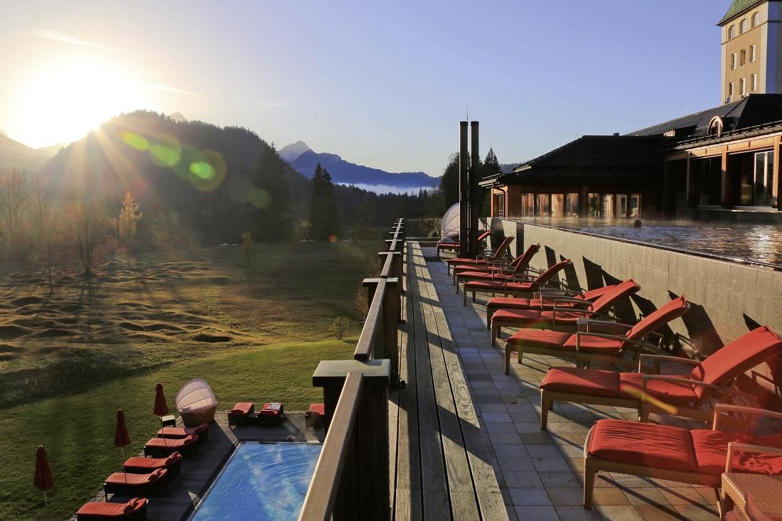 Schloss Elmau Luxury Spa Retreat & Cultural Hideaway © Tablet Hotels