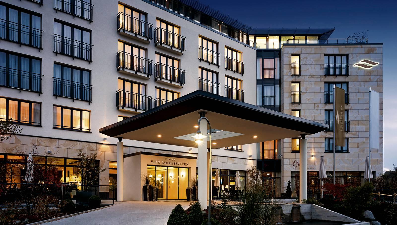 Vier Jahreszeiten Starnberg © Tablet Hotels