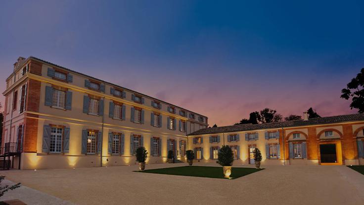 Château de Drudas ©Tablet Hotels