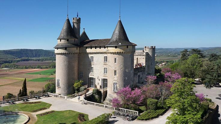 Château de Mercuès ©Tablet Hotels