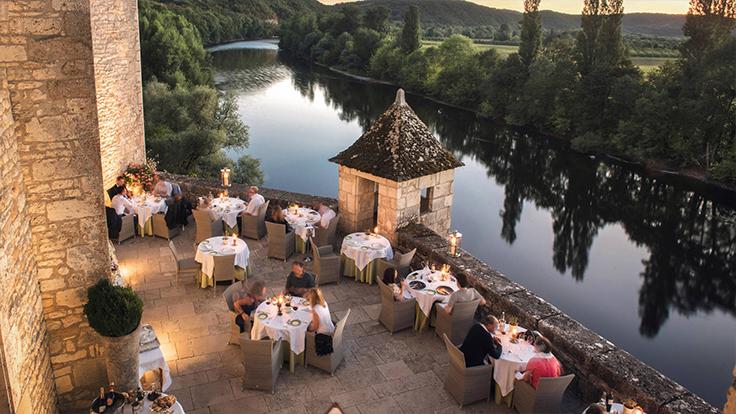 Château de La Treyne ©Tablet Hotels