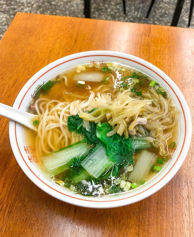木公麥面榨菜肉絲麵 Mu Gong Noodles 台中必比登推介 Taichung bib gourmand 米其林 MICHELIN.jpeg