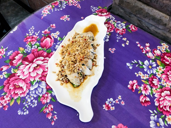 Niou Jia Juang specialises in nose-to-tail beef, prepared the traditional Hakkanese way.