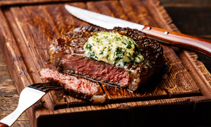 So, how would you like your steak? (© Shutterstock)