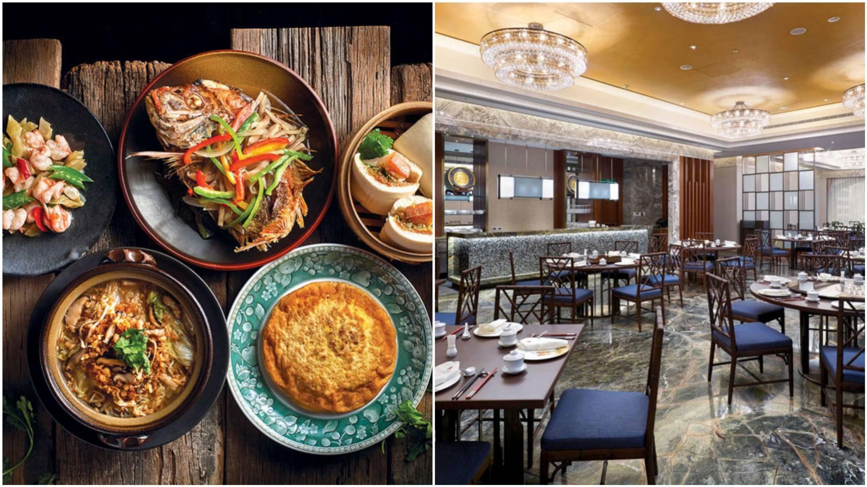 位於大直美福大飯店內的臺菜餐廳米香,在傳承臺菜經典風味時,又能為家常菜打造出嶄新而細膩的面貌。(圖片:米香)