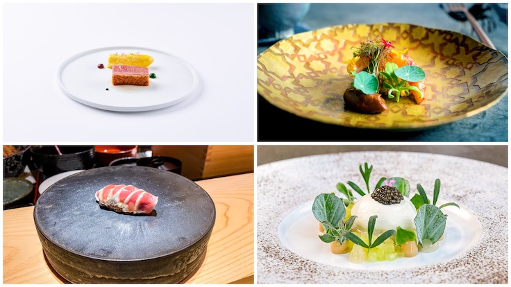 Four restaurants debut in the 2021 edition with One MICHELIN Star